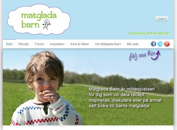 Matglada Barn